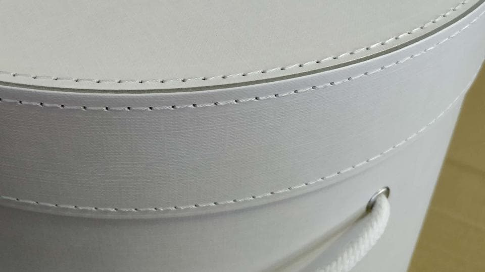 Carta colore Bianco tessuto fine