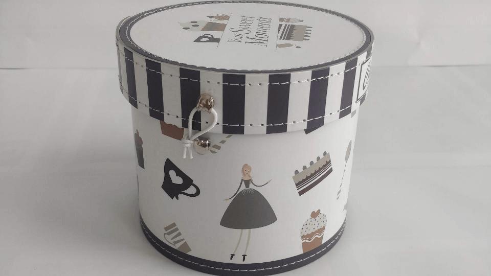 Scatola Cappelliera 130-115 Personalizzata