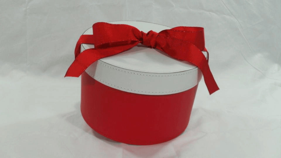 Scatola Cappelliera Natalizia 230-150