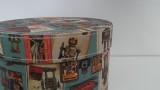 Stock Cappelliere Fantasia Robot Set/6